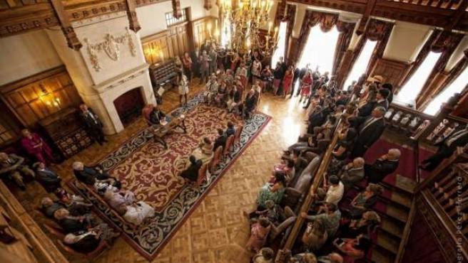 Bodas civiles en el Palacio de la Magdalena