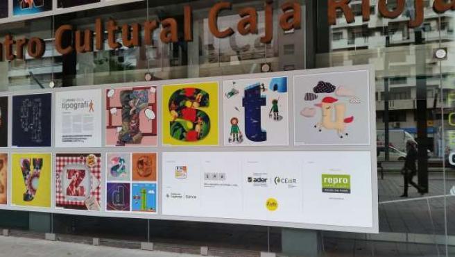 Expo El paseo de la Tipografía