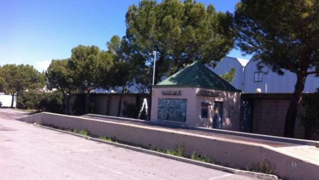 Báscula municipal de Barbastro