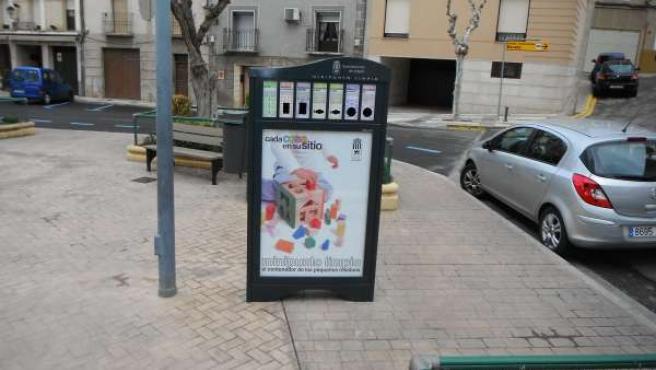 Fwd: Reciclaje Residuos Urbanos Ayto. De