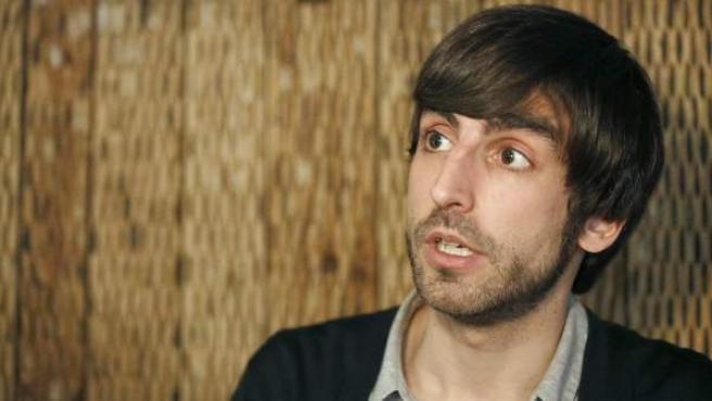 El secretario de Política de Podemos Euskadi, el diputado Eduardo Maura.