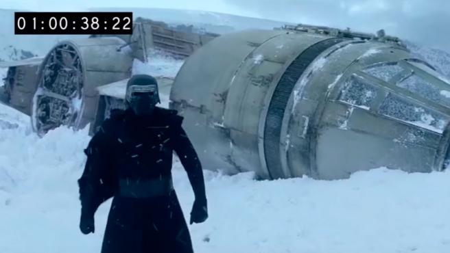 'Star Wars: El despertar de la Fuerza': 'Teaser' de escenas eliminadas