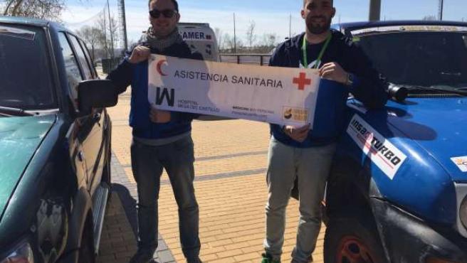 Mesa del Castillo cumple con éxito una misión sanitaria y solidaria en Marrueco