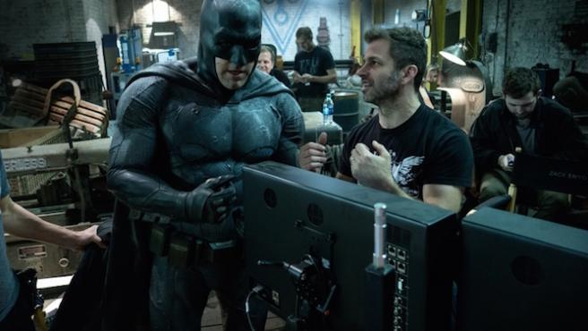 Más de 10.000 firmas para que Zack Snyder no dirija 'La Liga de la Justicia'