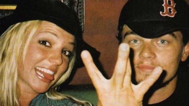 Foto del día: Cuando Leo DiCaprio y Britney Spears eran colegas