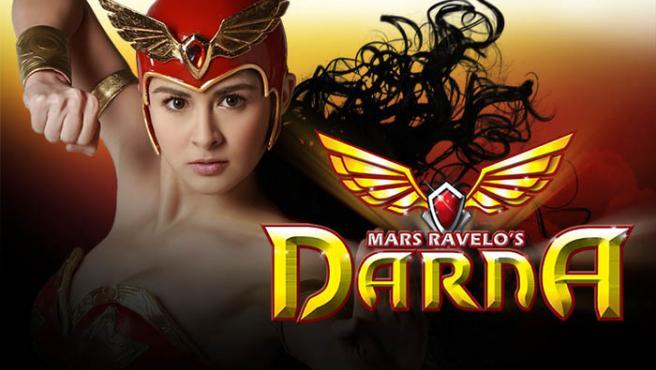Darna, la Wonder Woman filipina