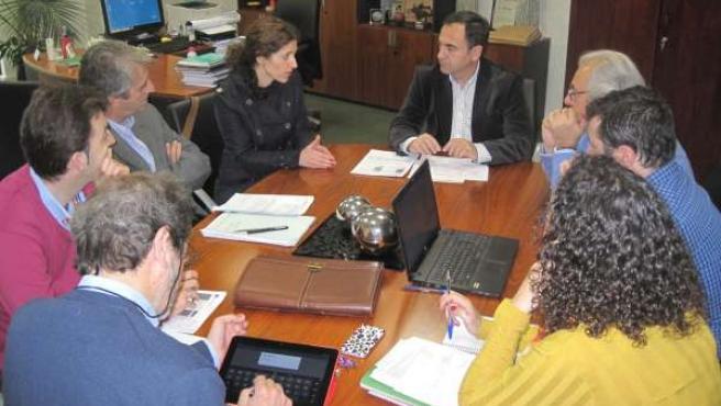 De la Torre preside la Comisión Provincial de Valoración de Proyectos de IDEA.