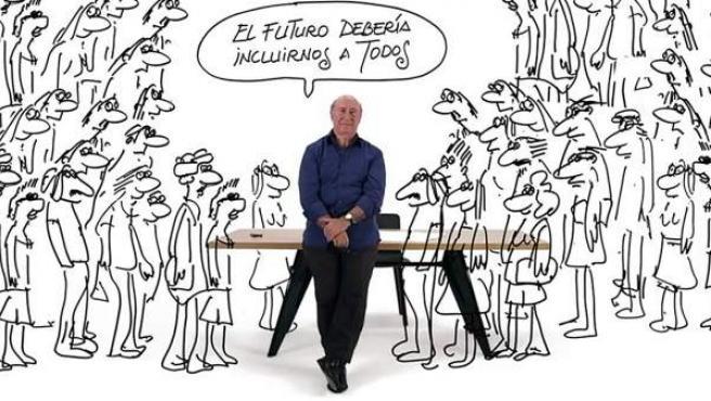 El Presidente de la Fundación Santa María la Real e impulsor del programa Lanzaderas de Empleo, José María Pérez, Peridis, explica cuáles son algunas de las principales claves para la empleabilidad.