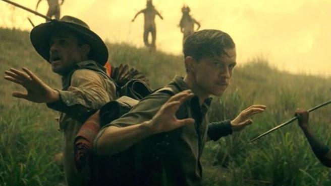 'The Lost City of Z': Primer avance con Charlie Hunnam y Robert Pattinson