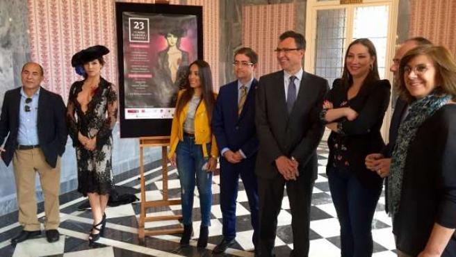 Presentación XXIII edición de la Cumbre Flamenca de Murcia