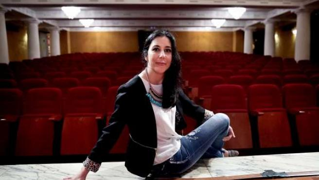 Laura Vital en los 'Jueves flamencos' de Fundación Cajasol