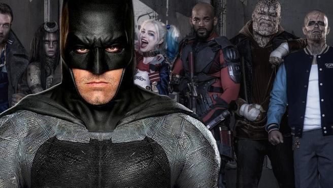 Batman tendrá más protagonismo en 'Escuadrón Suicida'