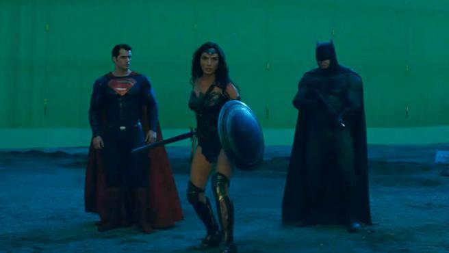 Así se hicieron los efectos especiales de 'Batman v Superman'