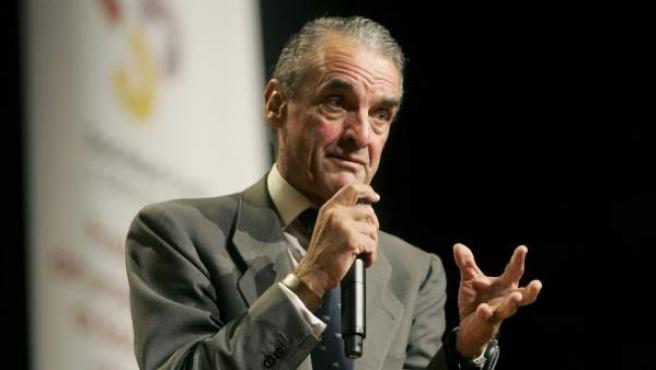 El exbanquero, empresario y abogado Mario Conde.