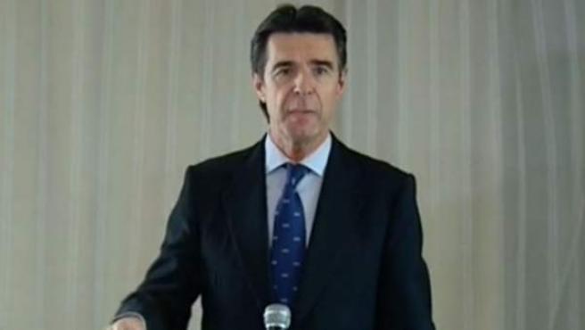 El ministro de Industria en funciones, José Manuel Soria, comparece sobre su implicación en los 'papeles de Panamá'.