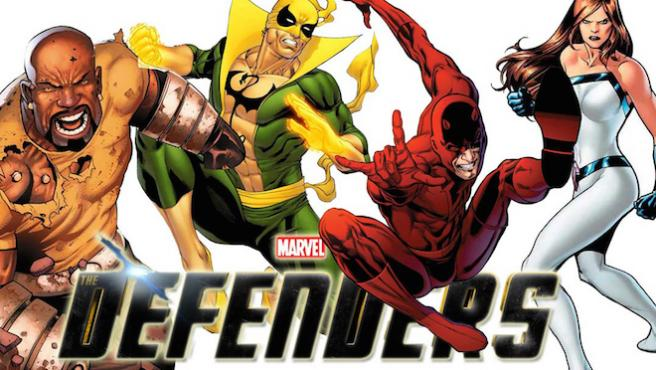 'The Defenders' comenzará a rodarse este año