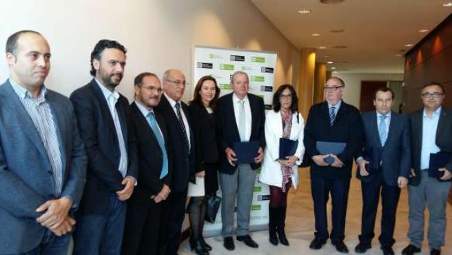 Premios Unión de Consumidores Málaga 2015