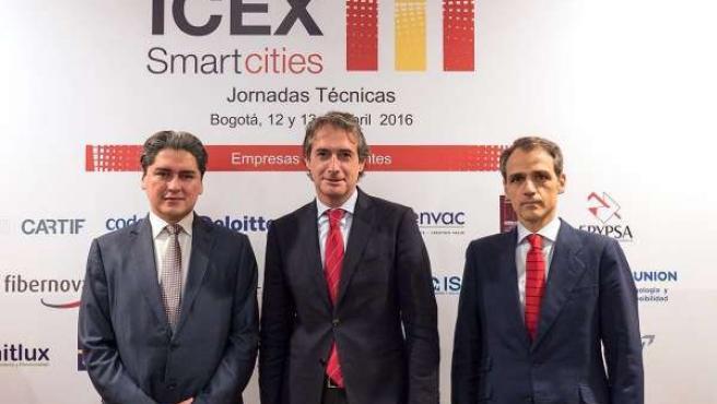 Jornadas de Smart Cities del ICEX en Colombia
