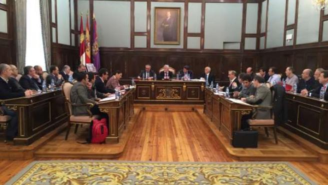 Asamblea de la Asociación de Consorcios y Servicios de Bomberos de España.