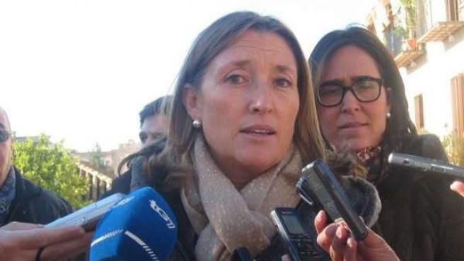 La concejal de Urbanismo en el Ayuntamiento de Granada, Isabel Nieto,