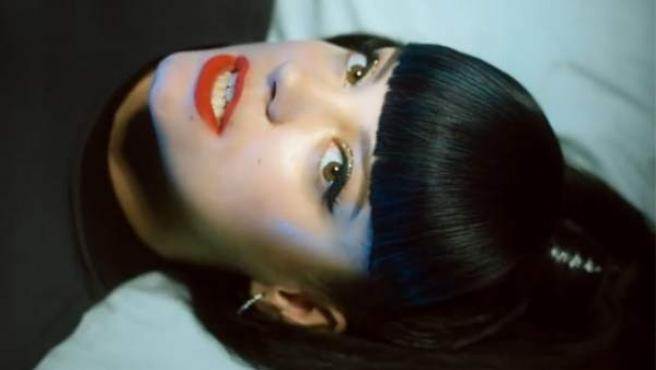 La cantante Lily Allen.