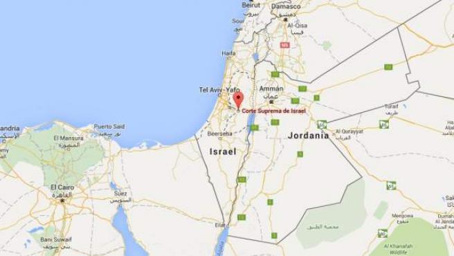 Jerusalén, lugar en el que ha sido condenado un israelí por asesinato, quemó vivo a un joven palestino.