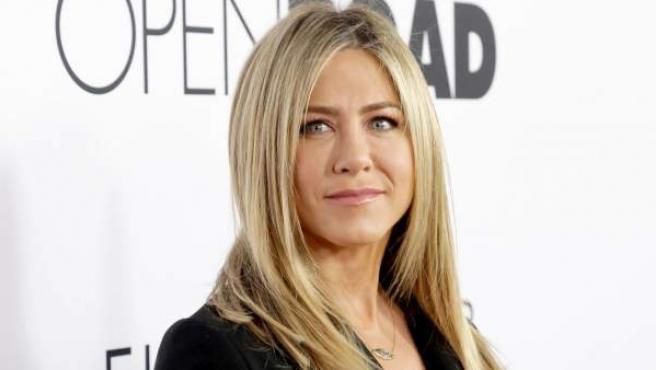 Jennifer Aniston en el preestreno de 'Mother's Day'.