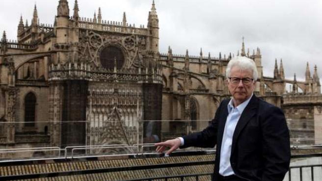 Ken Follett en Sevilla
