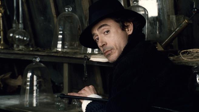 Robert Downey Jr. quiere hacer 'Sherlock Holmes 3' este año