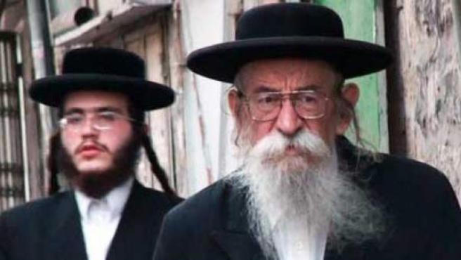 Judíos ortodoxos.