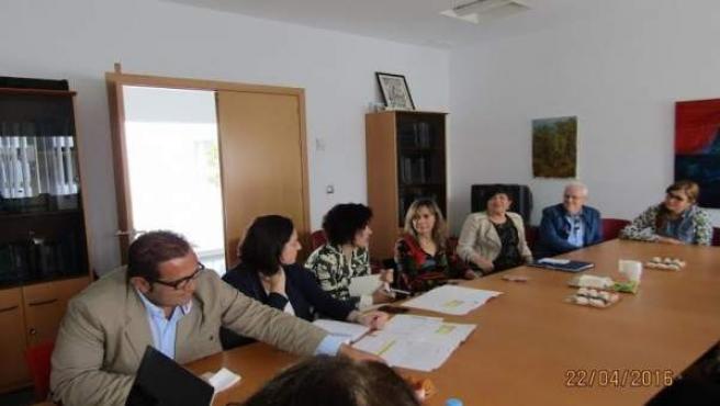 Centro de servicios sociales de la Costa de Huelva.