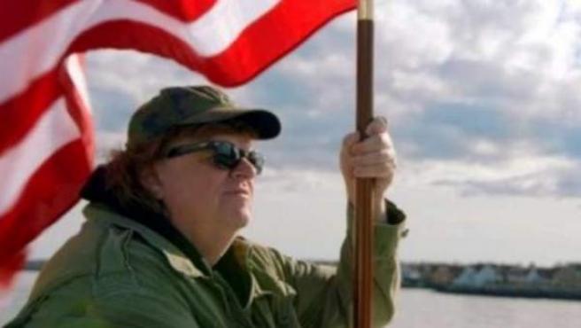 Fotograma del documental '¿Qué invadimos ahora?', dirigido por Michael Moore.