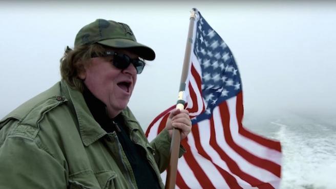 Michael Moore inaugura DocumentaMadrid 2016