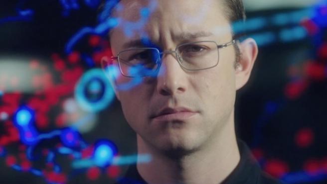 Tráiler de 'Snowden', de Oliver Stone