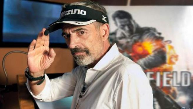 Vandal :Imanol Arias participa en el doblaje de Battlefield 4