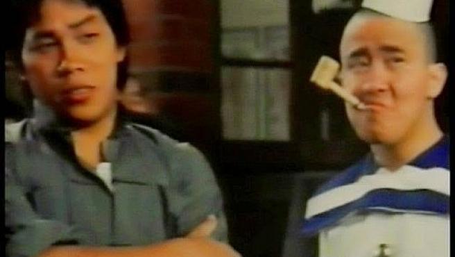La Civil War china: Popeye contra James Bond