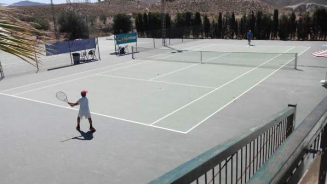 El Circuito Provincial de Tenis recala en Albox.