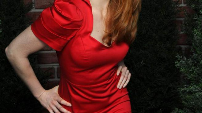 Cristina Castaño, en la serie 'La que se avecina'.