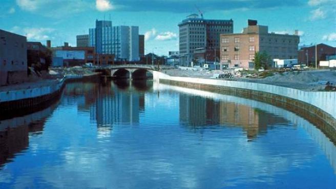 En Flint es el río del mismo nombre el que suministra el agua a sus habitantes.