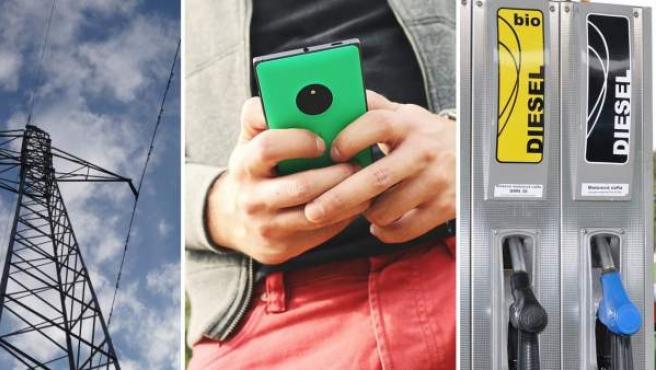 El sector eléctrico, las empresas tecnológicas de telefonía móvil y los proveedores de combustible reciben frecuentes acusaciones de prácticas oligopólicas.