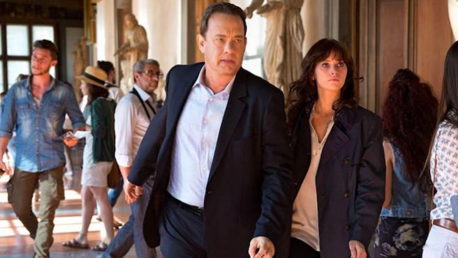 Tráiler de 'Inferno', con Tom Hanks y Felicity Jones