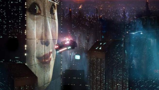 La ciudad de Los Angeles del 2019, según 'Blade Runner'