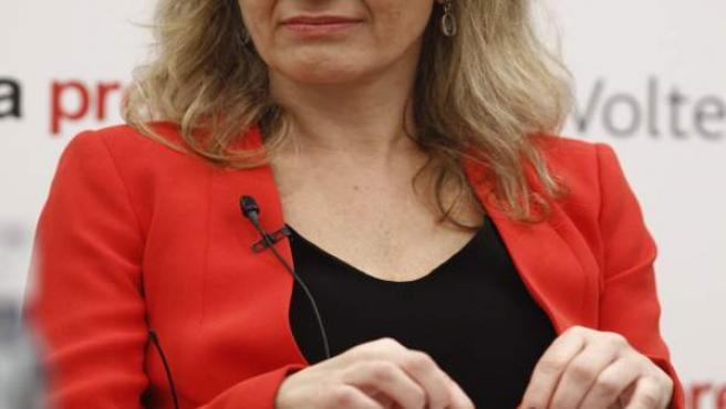 La diputada de Podemos y jueza Victoria Rosell