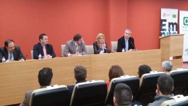Entrega de becas Andalucía Open Future