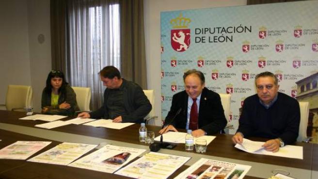 Presentación de las iniciativas de la Diputación