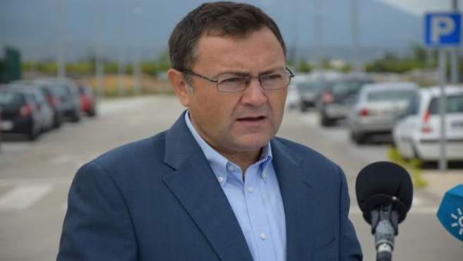 Miguel Ángel Heredia, PSOE