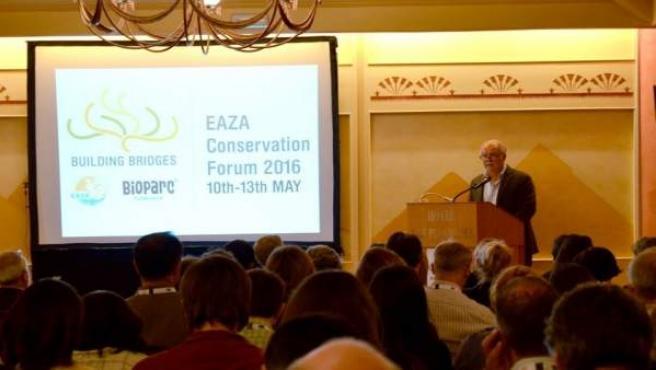 EAZA-FORUMCONSERVATION celebrado en Fuengirola (Málaga)