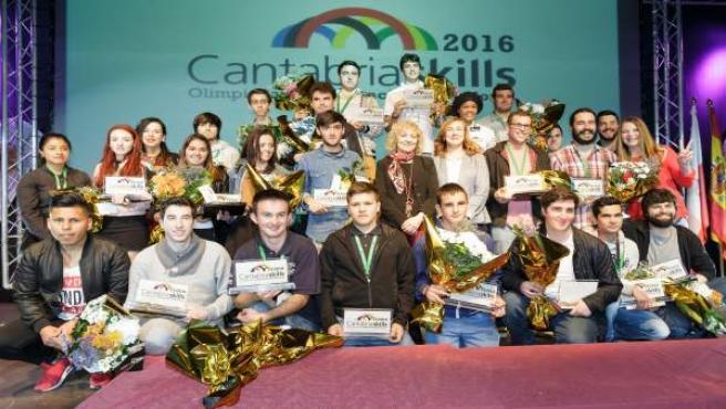 Clausura de Cantabria Skills