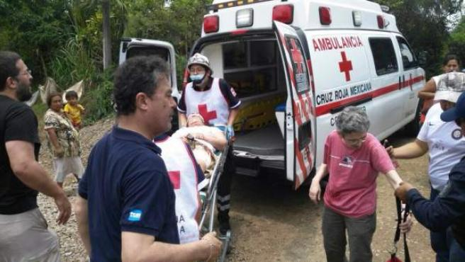 Trasladaron a Teresa Mora a un hospital particular en Córdoba para su atención médica.