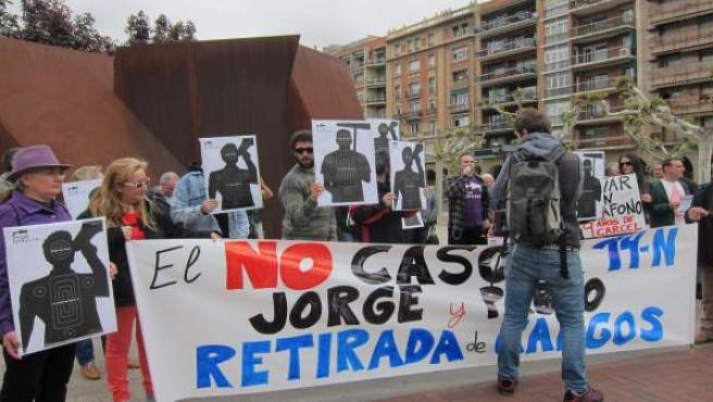 STOP REPRESIÓN LA RIOJA PIDE RETIRADA DE CARGOS PARA JORGE Y PABLO